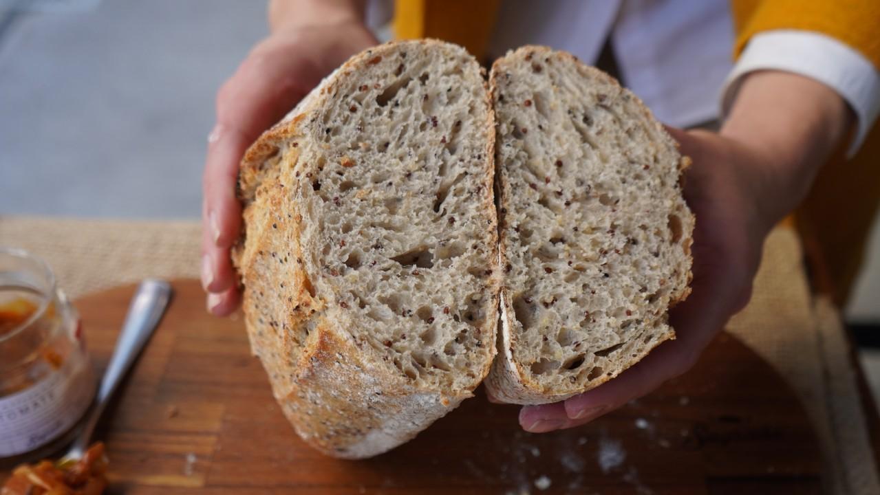 Conheça a linha vegana da Sagrado Boulangerie, mais saúde na sua mesa